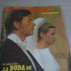 Coleccionismo de Revista Tiempo: REVISTA DIEZ MINUTOS LA BODA DE MARIOLA. Lote 57998307