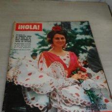 Coleccionismo de Revista Tiempo: REVISTA HOLA Nº 1237 LA PRINCESA SOFIA EN LA FERIA DE SEVILLA. Lote 57998432