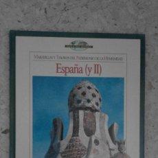 Coleccionismo de Revista Tiempo: LIBRO GUIA MARAVILLAS Y TESOROS DEL PATRIMONIO DE LA HUMANIDAD ESPAÑA Y II REVISTA TIEMPO. Lote 58487272