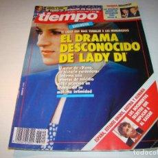 Coleccionismo de Revista Tiempo: ANTIGUA REVISTA TIEMPO - 1992 - LADY DI - ROCIO JURADO. Lote 65154627
