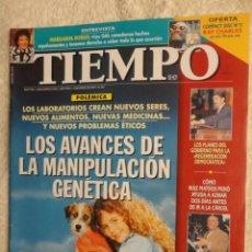 Coleccionismo de Revista Tiempo: REVISTA TIEMPO Nº 767 ,1997 - PLANES GOBIERNO -EL PARO -FIDEL-AZNAR -YELTSIN -INDURAIN -CABALLE. Lote 67361069