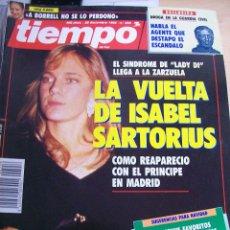 Coleccionismo de Revista Tiempo: REVISTA TIEMPO Nº 556 DE DICIEMBRE 1992. Lote 68150809