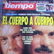 Coleccionismo de Revista Tiempo: REVISTA TIEMPO Nº 573 DE ABRIL 1993. Lote 68151149