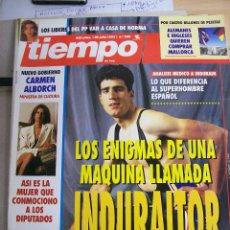 Collectionnisme de Magazine Tiempo: REVISTA TIEMPO Nº 586 DE 1993. Lote 68154489