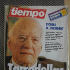 Coleccionismo de Revista Tiempo: TIEMPO DE HOY Nº 232 (OCTUBRE 1986) REVISTA. Lote 69392133