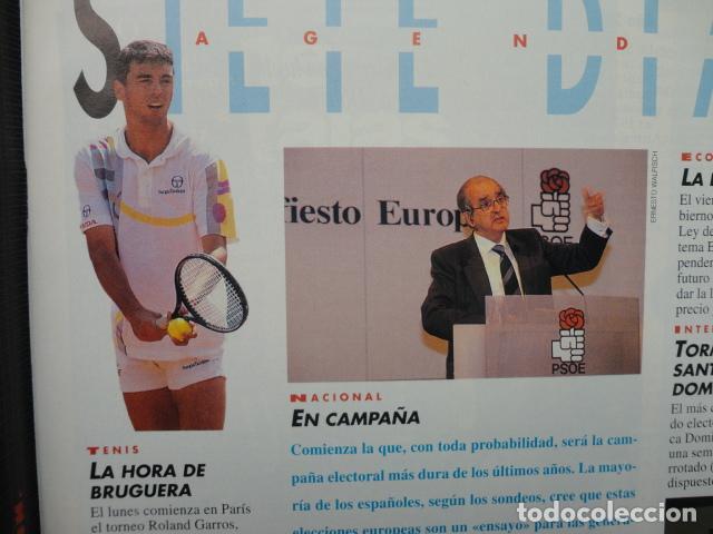 Coleccionismo de Revista Tiempo: REVISTA TIEMPO Nº 630 AÑO 1994 - CASO ROLDAN - GARZON -CRAXI -BOFILL- A. FLORES -JACKIE KENNEDY - Foto 4 - 69955665