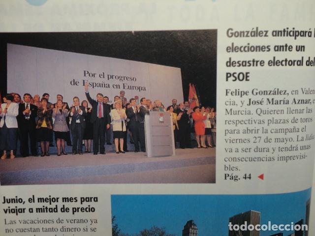 Coleccionismo de Revista Tiempo: REVISTA TIEMPO Nº 630 AÑO 1994 - CASO ROLDAN - GARZON -CRAXI -BOFILL- A. FLORES -JACKIE KENNEDY - Foto 6 - 69955665