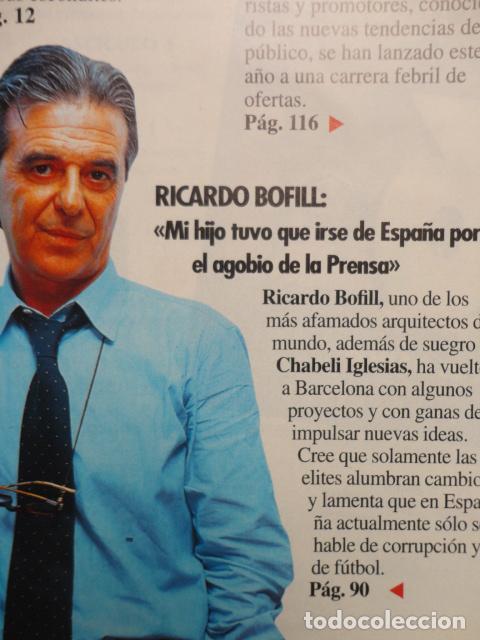 Coleccionismo de Revista Tiempo: REVISTA TIEMPO Nº 630 AÑO 1994 - CASO ROLDAN - GARZON -CRAXI -BOFILL- A. FLORES -JACKIE KENNEDY - Foto 7 - 69955665