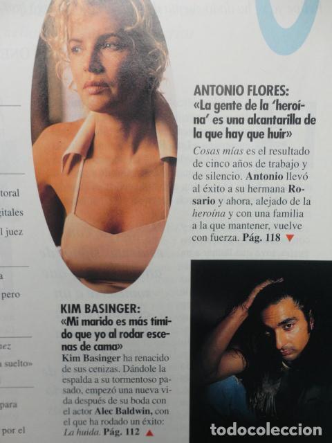 Coleccionismo de Revista Tiempo: REVISTA TIEMPO Nº 630 AÑO 1994 - CASO ROLDAN - GARZON -CRAXI -BOFILL- A. FLORES -JACKIE KENNEDY - Foto 9 - 69955665