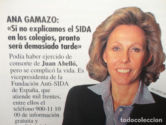 Coleccionismo de Revista Tiempo: REVISTA TIEMPO Nº 627 AÑO 1994 -LA ESPAÑA DEL CABREO -MANDELA,PRESIDENTE - DINASTIA , BOTIN - Foto 8 - 69975421
