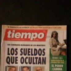 Coleccionismo de Revista Tiempo: TIEMPO 604-1993-MICHAEL JACKSON-MEG RYAN-MARINA CASTAÑO-MISS UNIVERSO-PACO RABAL. Lote 97317179