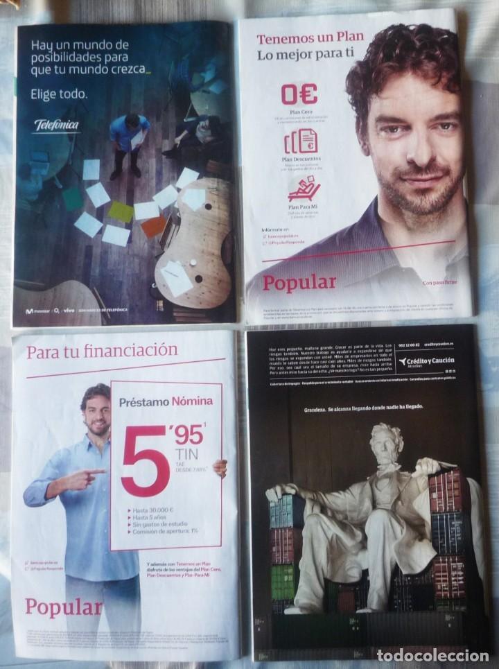 Coleccionismo de Revista Tiempo: LOTE DE CUATRO REVISTAS DE TIEMPO - Foto 2 - 76942633