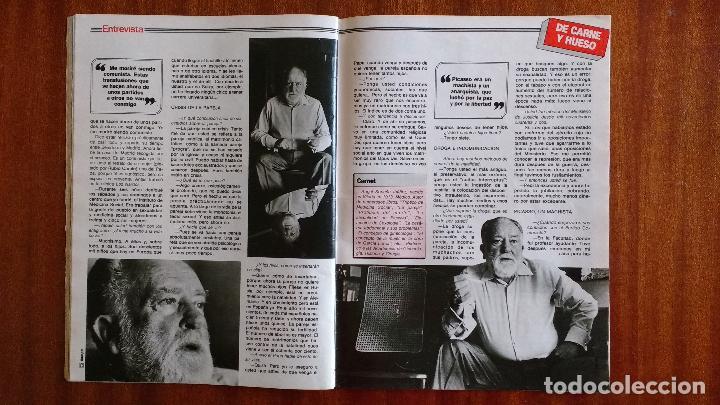 Coleccionismo de Revista Tiempo: REVISTA TIEMPO Nº 16-1982 - ENTREVISTA A FRANCISCO LIMOUSIN - ANGEL SOPEÑA - RAFAEL RULLAN - FELLINI - Foto 6 - 84941688