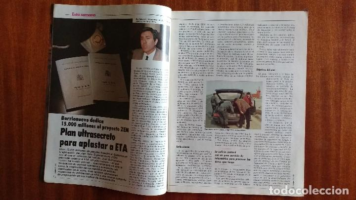 Coleccionismo de Revista Tiempo: REVISTA TIEMPO Nº 54-1983 - VICTOR MANUEL - FELIPE GONZALEZ (1) - PUBLICIDAD PEGASO-RICARD - Foto 5 - 84968996