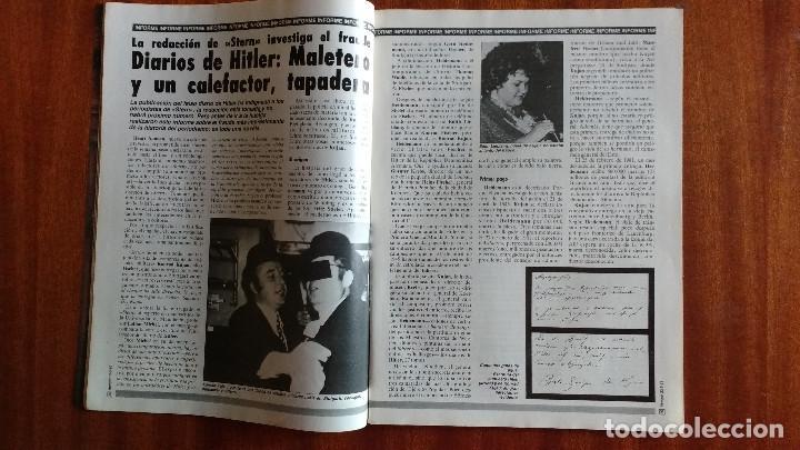 Coleccionismo de Revista Tiempo: REVISTA TIEMPO Nº 54-1983 - VICTOR MANUEL - FELIPE GONZALEZ (1) - PUBLICIDAD PEGASO-RICARD - Foto 7 - 84968996