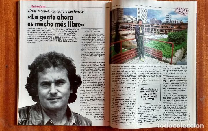 Coleccionismo de Revista Tiempo: REVISTA TIEMPO Nº 54-1983 - VICTOR MANUEL - FELIPE GONZALEZ (1) - PUBLICIDAD PEGASO-RICARD - Foto 9 - 84968996