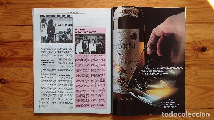 Coleccionismo de Revista Tiempo: REVISTA TIEMPO Nº 54-1983 - VICTOR MANUEL - FELIPE GONZALEZ (1) - PUBLICIDAD PEGASO-RICARD - Foto 11 - 84968996