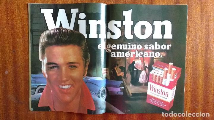 Coleccionismo de Revista Tiempo: REVISTA TIEMPO Nº 56-1983 - POSTER CENTRAL WINSTON - JAVIER CLEMENTE - JUSTO FERNANDEZ UGT - Foto 6 - 84971112