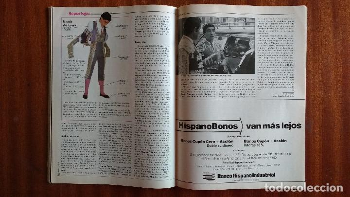 Coleccionismo de Revista Tiempo: REVISTA TIEMPO Nº 56-1983 - POSTER CENTRAL WINSTON - JAVIER CLEMENTE - JUSTO FERNANDEZ UGT - Foto 7 - 84971112