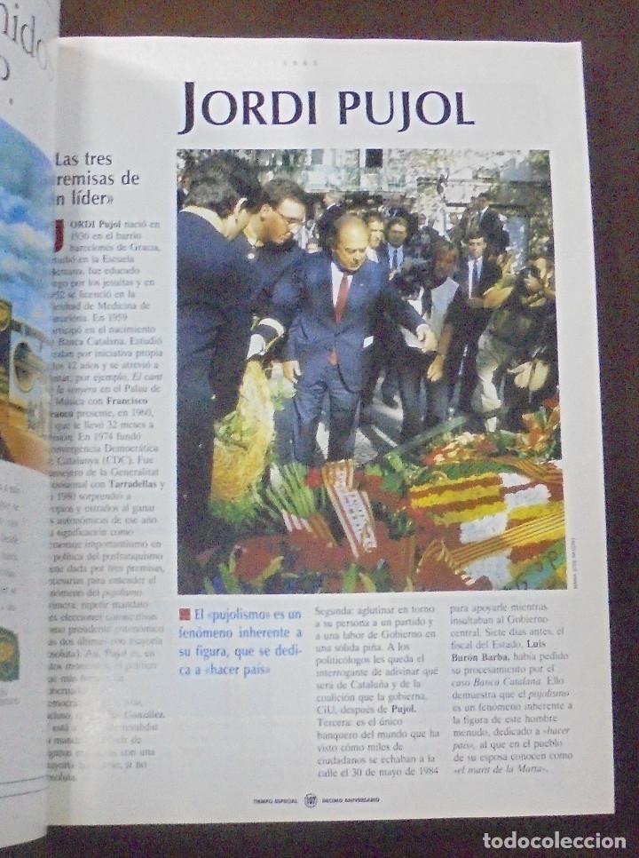 Coleccionismo de Revista Tiempo: REVISTA TIEMPO DE HOY. 24 FEBRERO 1992. DIEZ AÑOS. 1982 - 1992. GRUPO ZETA - Foto 3 - 87422204