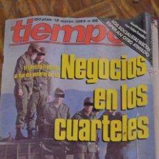 Coleccionismo de Revista Tiempo: REVISTA TIEMPO AÑO 1984. Lote 93252365