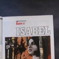 Coleccionismo de Revista Tiempo: TIEMPO-1986-ISABEL PREYSLER-HASSAN II-ANTONIO GADES-SYLVIE VARTAN-AMANDA LEAR-SARA MONTIEL. Lote 97139675