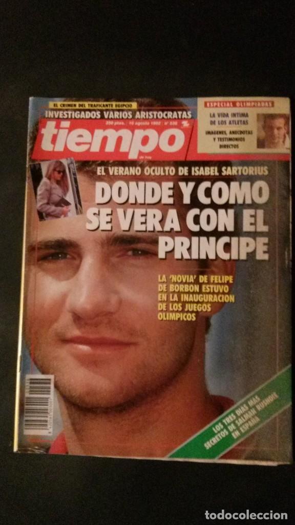 Coleccionismo de Revista Tiempo: TIEMPO 536-1992-NORMA DUVAL-MARIO VARGAS LLOSA-MARTA SANCHEZ-MICHAEL JORDAN-SALMAN RUSHDIE - Foto 4 - 97172035