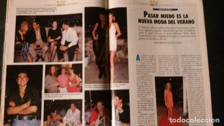 Coleccionismo de Revista Tiempo: TIEMPO 536-1992-NORMA DUVAL-MARIO VARGAS LLOSA-MARTA SANCHEZ-MICHAEL JORDAN-SALMAN RUSHDIE - Foto 6 - 97172035