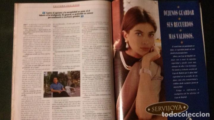 Coleccionismo de Revista Tiempo: TIEMPO 536-1992-NORMA DUVAL-MARIO VARGAS LLOSA-MARTA SANCHEZ-MICHAEL JORDAN-SALMAN RUSHDIE - Foto 10 - 97172035
