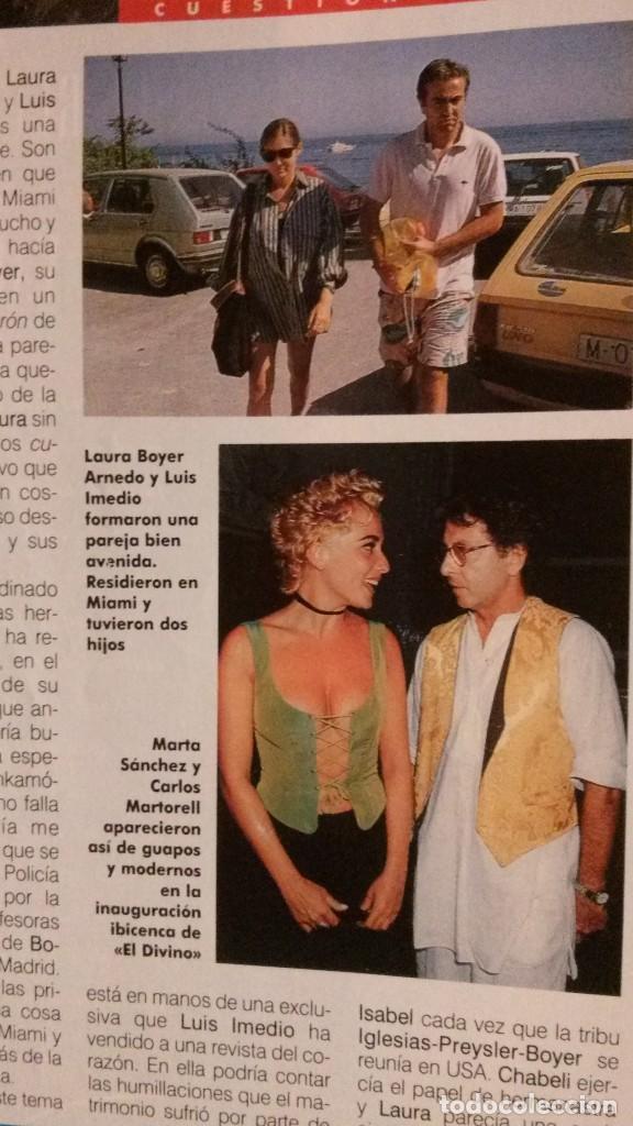 Coleccionismo de Revista Tiempo: TIEMPO 536-1992-NORMA DUVAL-MARIO VARGAS LLOSA-MARTA SANCHEZ-MICHAEL JORDAN-SALMAN RUSHDIE - Foto 11 - 97172035