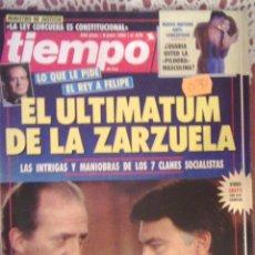 Coleccionismo de Revista Tiempo: TIEMPO Nº 479 8 DE JULIO DE 1999. Lote 98165791