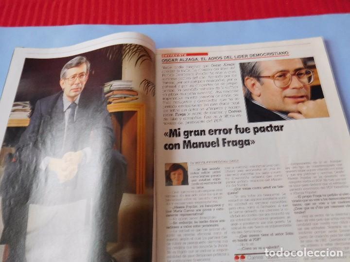 Coleccionismo de Revista Tiempo: Revista que se hace eco de la dimisión de Adolfo Suarez y de los atentados de Atocha - Foto 2 - 99322339