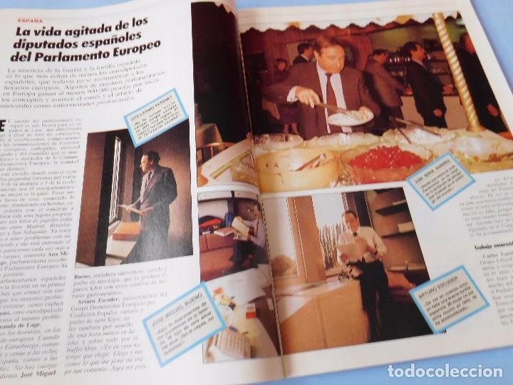 Coleccionismo de Revista Tiempo: Revista que se hace eco de la dimisión de Adolfo Suarez y de los atentados de Atocha - Foto 6 - 99322339