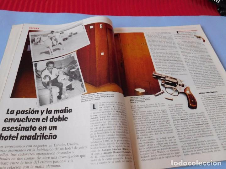 Coleccionismo de Revista Tiempo: Revista que se hace eco de la dimisión de Adolfo Suarez y de los atentados de Atocha - Foto 7 - 99322339