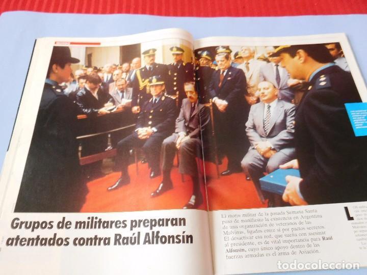 Coleccionismo de Revista Tiempo: Revista que se hace eco de la dimisión de Adolfo Suarez y de los atentados de Atocha - Foto 10 - 99322339