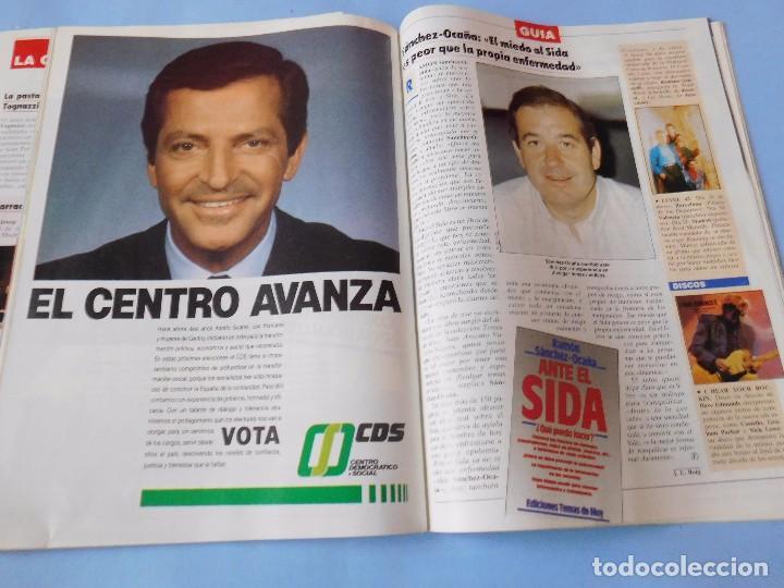 Coleccionismo de Revista Tiempo: Revista que se hace eco de la dimisión de Adolfo Suarez y de los atentados de Atocha - Foto 12 - 99322339