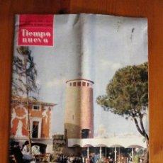 Coleccionismo de Revista Tiempo: TIEMPO NUEVO Nº65 JULIO DE 1959 AÑO V REVISTA ILUSTRADA. Lote 100543815