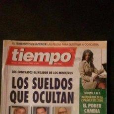 Coleccionismo de Revista Tiempo: TIEMPO 604-1993-MICHAEL JACKSON-MEG RYAN-MARINA CASTAÑO-MISS UNIVERSO-PACO RABAL . Lote 103024183
