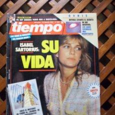Coleccionismo de Revista Tiempo: REVISTA TIEMPO Nº 538 AGOSTO 1992. Lote 107450419