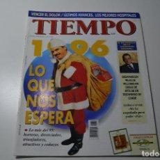 Coleccionismo de Revista Tiempo: TIEMPO 1996 LO QUE NOS ESPERA. Lote 108842427