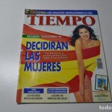 Coleccionismo de Revista Tiempo: TIEMPO DECIDIRAN LAS MUJERES. Lote 108842939