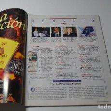 Coleccionismo de Revista Tiempo: REVISTA TIEMPO CEBOS HUMANOS. Lote 108843175
