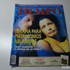 Coleccionismo de Revista Tiempo: TIEMPO TERAPIA PARA MATRIMONIOS ABURRIDOS. Lote 108843295