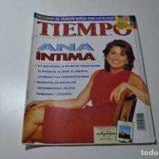 Coleccionismo de Revista Tiempo: TIEMPO. Lote 108843471