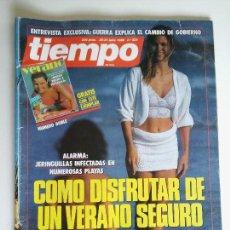 Coleccionismo de Revista Tiempo: REVISTA TIEMPO AÑO 1988. Lote 109004295
