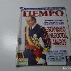 Coleccionismo de Revista Tiempo: TIEMPO. Lote 109009295