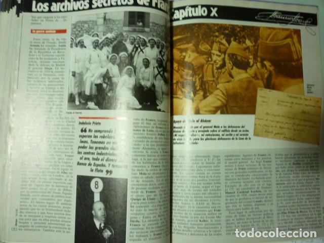 Coleccionismo de Revista Tiempo: TIEMPO - LOS ARCHIVOS SECRETOS DE FRANCO - Foto 2 - 115586847