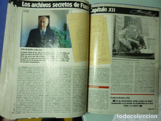 Coleccionismo de Revista Tiempo: TIEMPO - LOS ARCHIVOS SECRETOS DE FRANCO - Foto 3 - 115586847