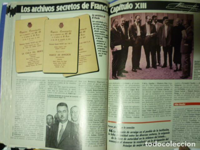 Coleccionismo de Revista Tiempo: TIEMPO - LOS ARCHIVOS SECRETOS DE FRANCO - Foto 4 - 115586847