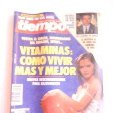 Coleccionismo de Revista Tiempo: REVISTA TIEMPO Nº 521 27 DE ABRIL DE 1992. . Lote 122163359
